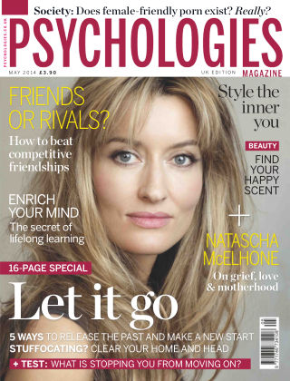 Psychologies Magazine May 2014