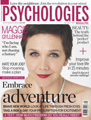 Psychologies Magazine September 2014