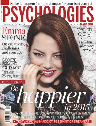 Psychologies Magazine February 2015