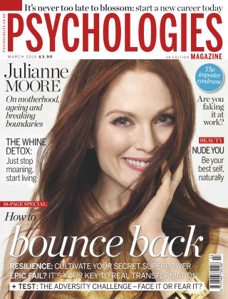 Psychologies Magazine March 2015