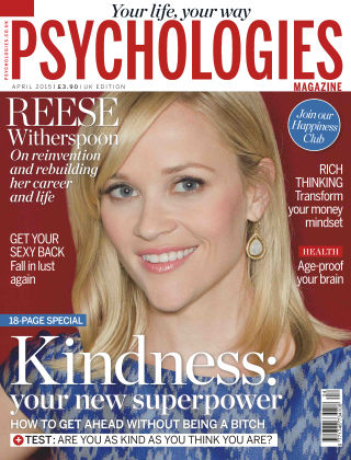 Psychologies Magazine April 2015