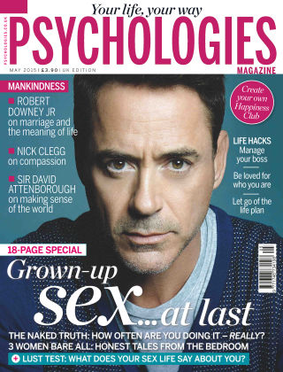 Psychologies Magazine May 2015