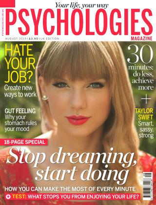 Psychologies Magazine August2015