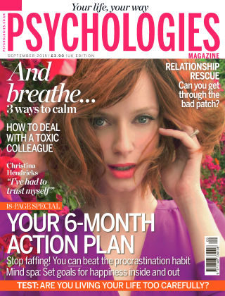 Psychologies Magazine 6-month action plan