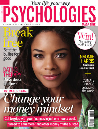 Psychologies Magazine Break Free