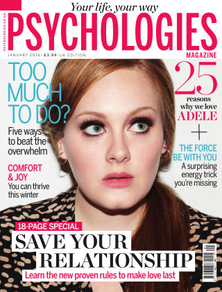 Psychologies Magazine Too Much To Do?