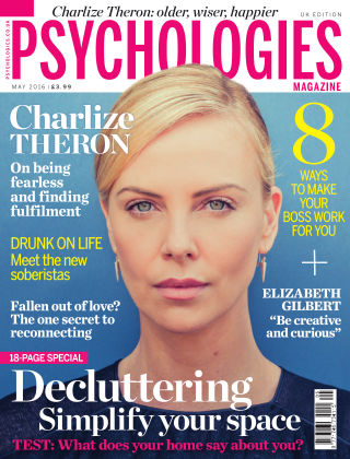 Psychologies Magazine May 2016