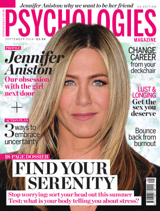 Psychologies Magazine September 2016