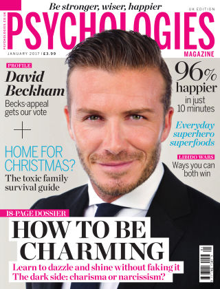 Psychologies Magazine January 2017