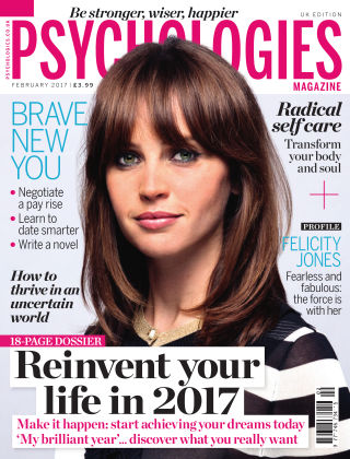 Psychologies Magazine February 2017