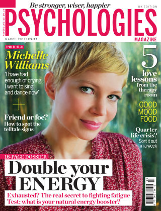 Psychologies Magazine March 2017