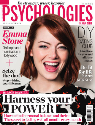 Psychologies Magazine April 2017