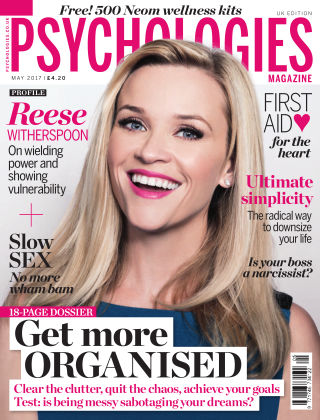 Psychologies Magazine May 2017