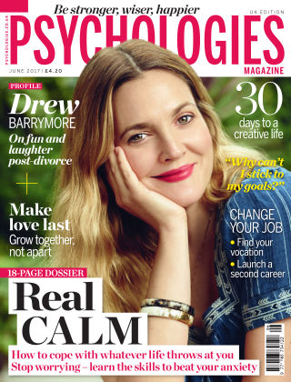 Psychologies Magazine June 2017
