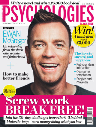 Psychologies Magazine Summer
