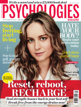 Psychologies Magazine September