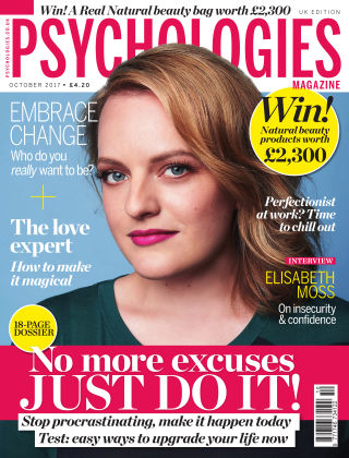 Psychologies Magazine October