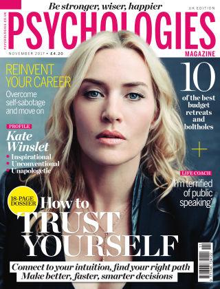 Psychologies Magazine November