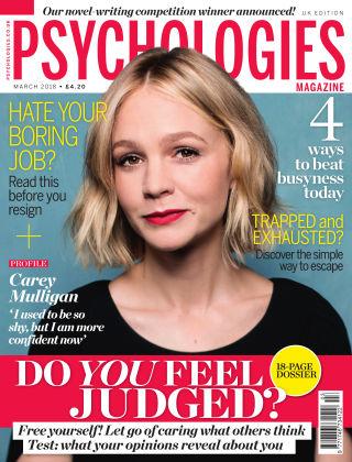 Psychologies Magazine 151