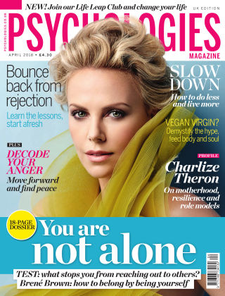 Psychologies Magazine April 2018