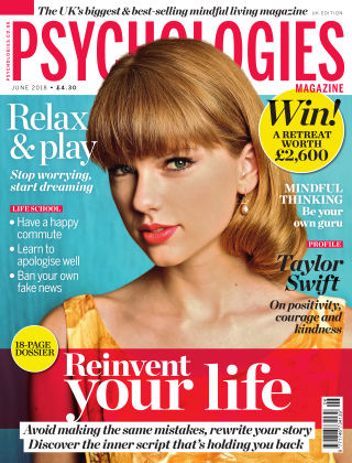 Psychologies Magazine July 2018