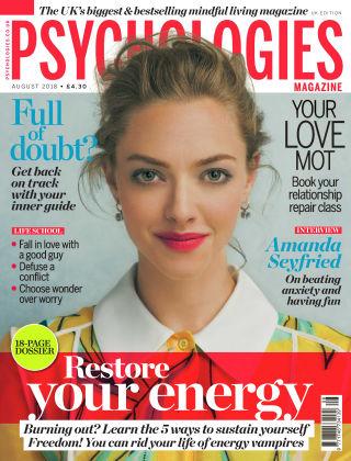Psychologies Magazine August