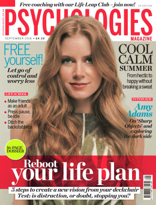 Psychologies Magazine September 18