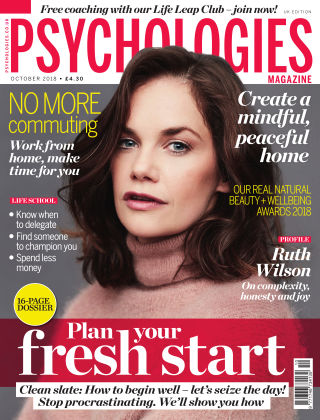 Psychologies Magazine October 2018