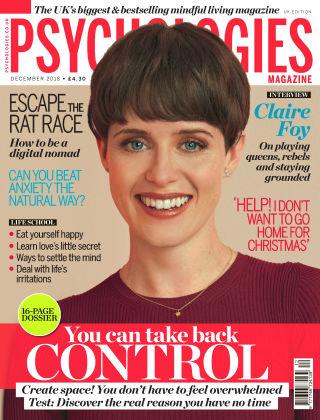 Psychologies Magazine December 18