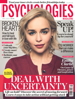 Psychologies Magazine May 2019