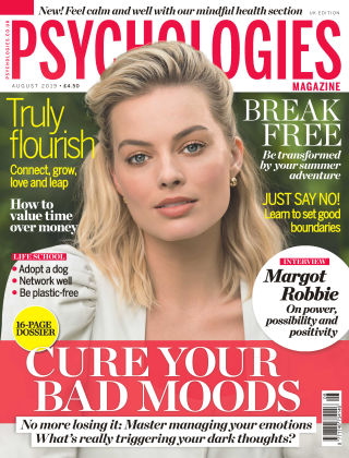 Psychologies Magazine August 2019