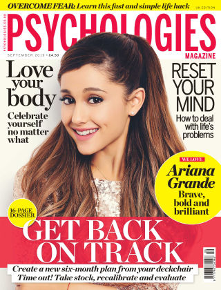 Psychologies Magazine September 2019