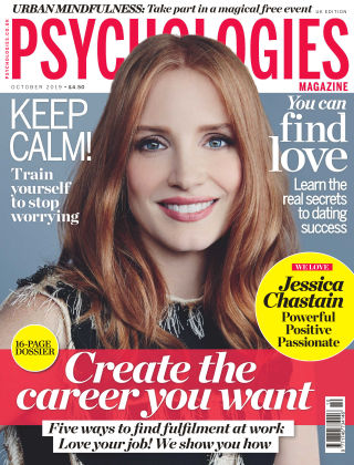 Psychologies Magazine October 2019