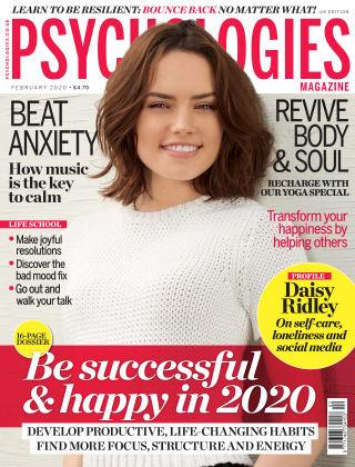 Psychologies Magazine February 2020