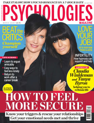 Psychologies Magazine March 2020