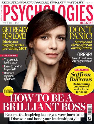Psychologies Magazine April 2020