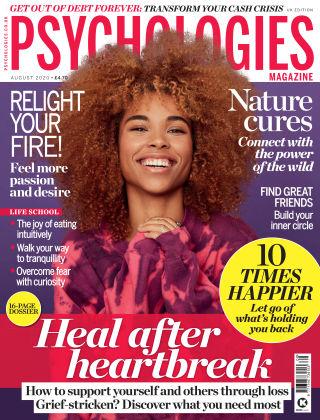 Psychologies Magazine August 2020
