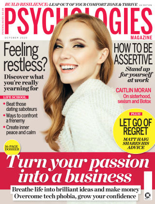 Psychologies Magazine October 2020