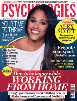Psychologies Magazine January 2021