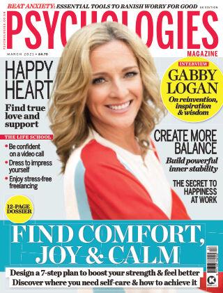 Psychologies Magazine March 2021