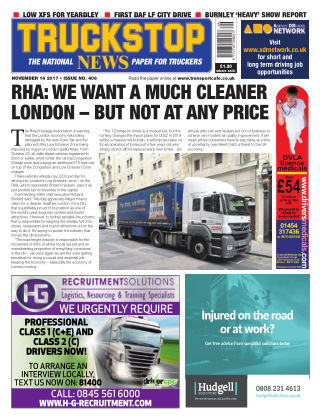 Truckstop News 406