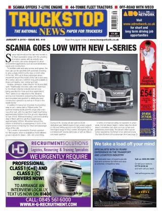 Truckstop News 410