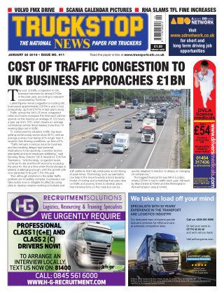 Truckstop News 411