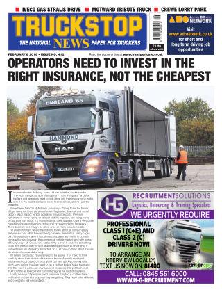 Truckstop News 412