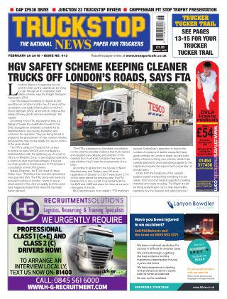 Truckstop News 413