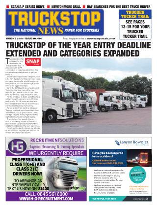 Truckstop News 414