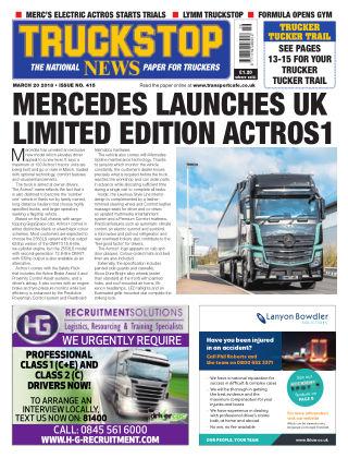 Truckstop News 415
