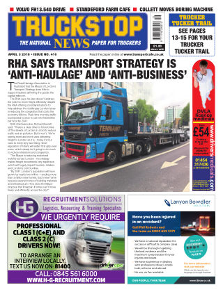 Truckstop News 416