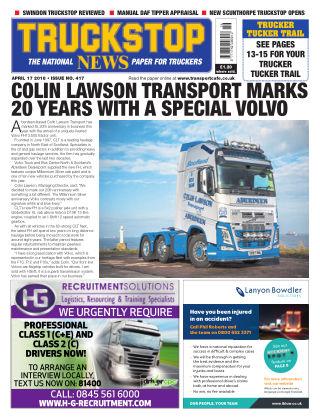 Truckstop News 417