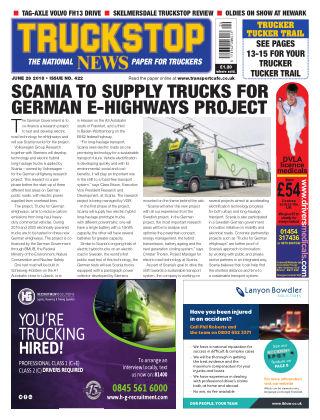Truckstop News 422